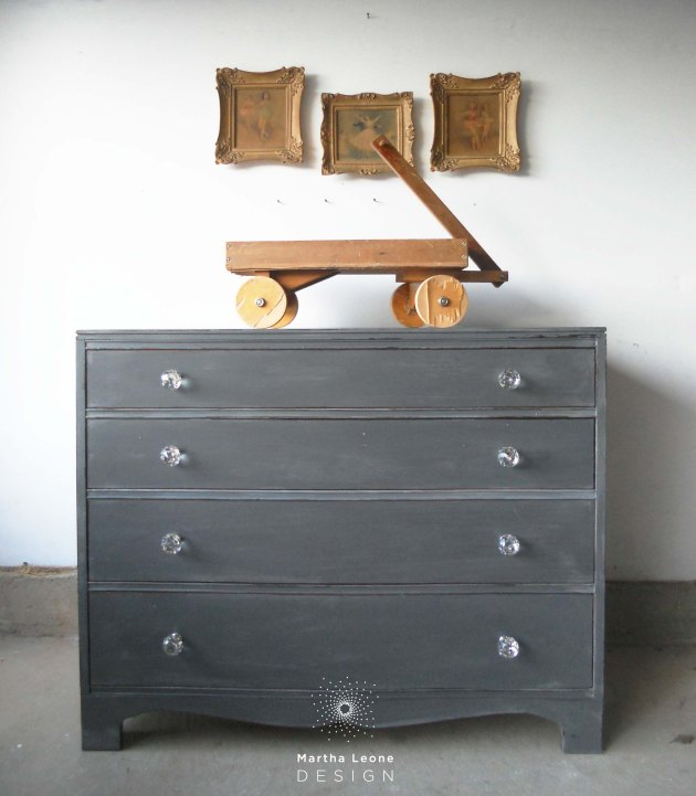 Charcoal dresser4 by Martha Leone Design