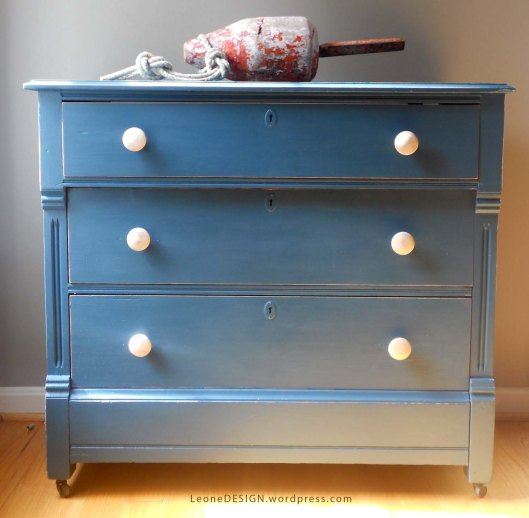 Knapp Dresser Leonedesign.wordpress.com