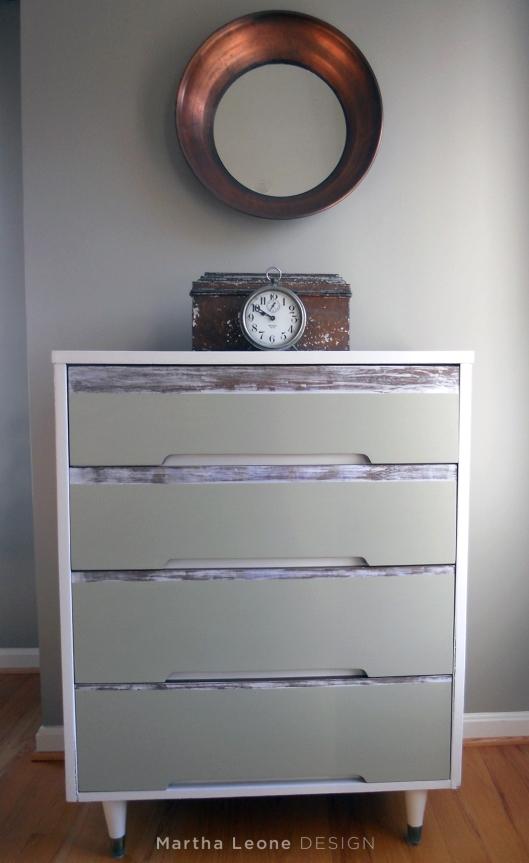 MCM Striped Dresser 2