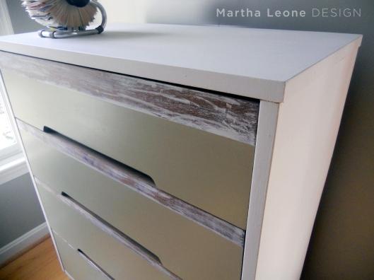 MCM Striped Dresser 9