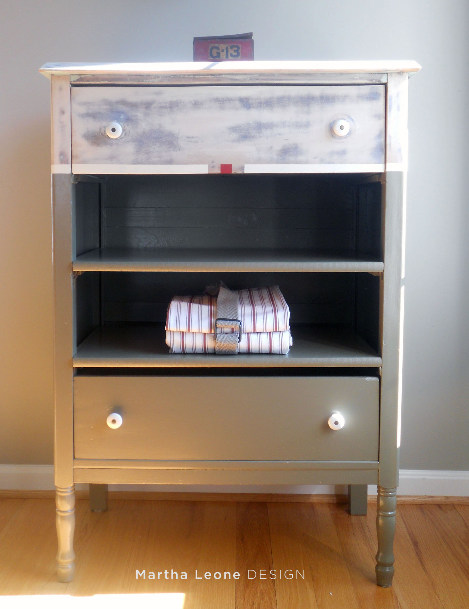 Army Dresser 5 at MarthaLeoneDesign