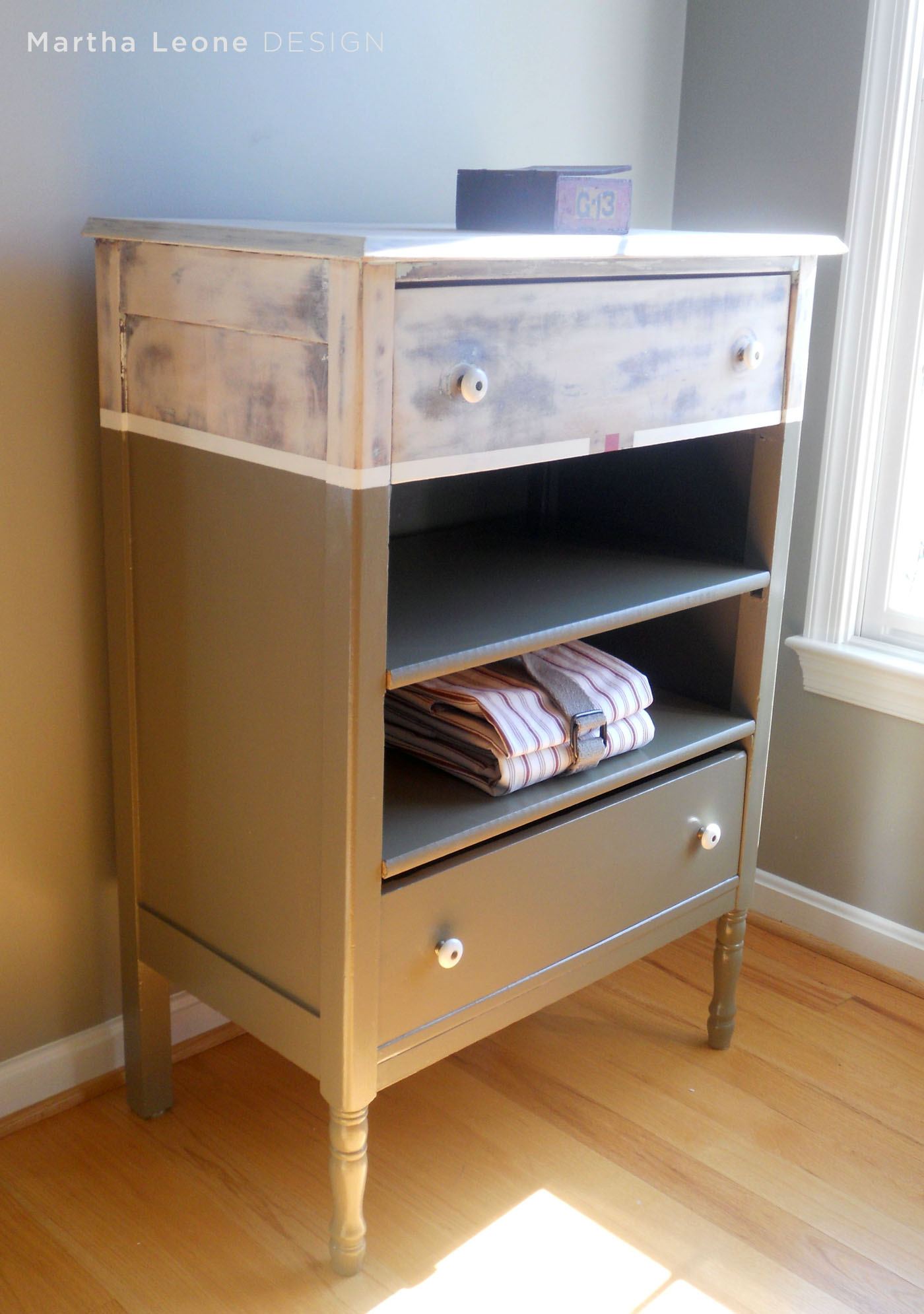 Army Dresser 6 at MarthaLeoneDesign