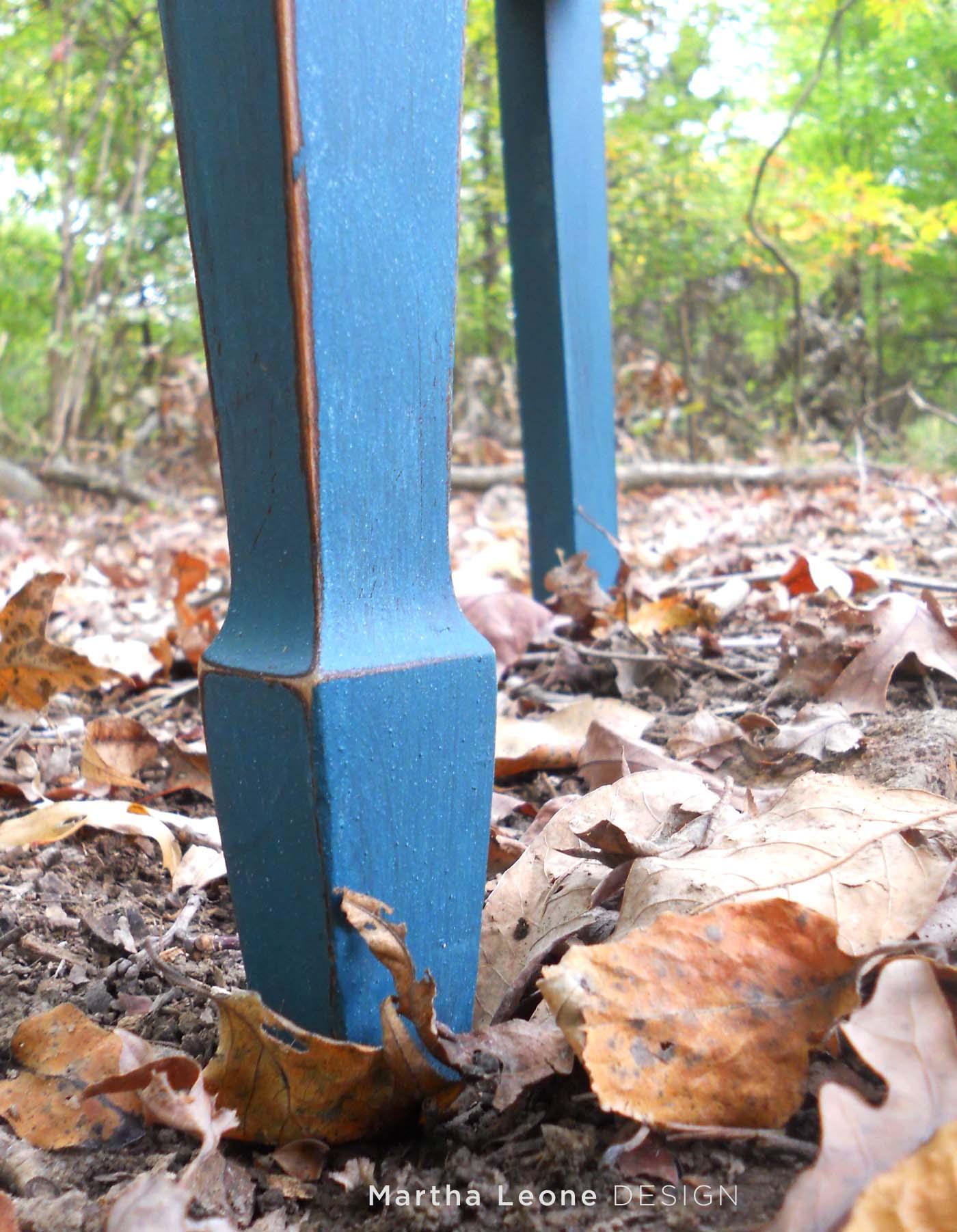 Blue with hepplewhite 10 at MarthaLeoneDesign