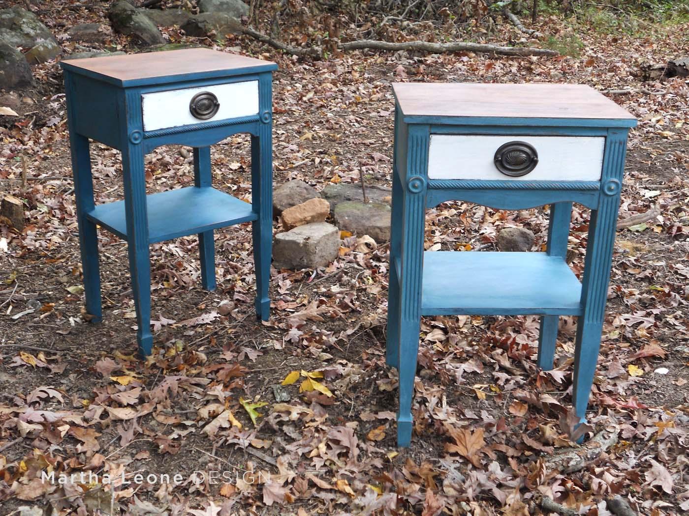 Blue with hepplewhite 3 at MarthaLeoneDesign