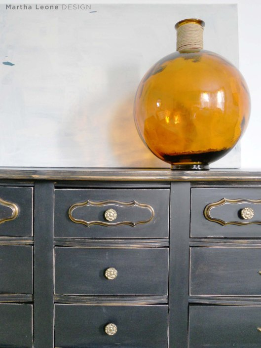 Black French Dresser2 MarthaLeoneDesign