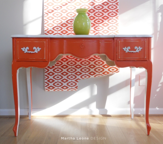 Orange13 at MarthaLeoneDesign
