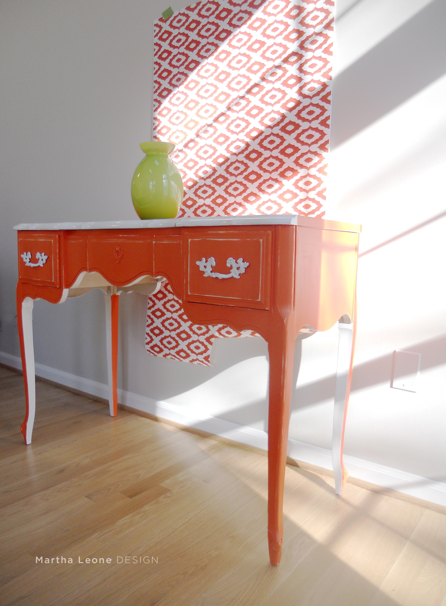 Orange3 at MarthaLeoneDesign