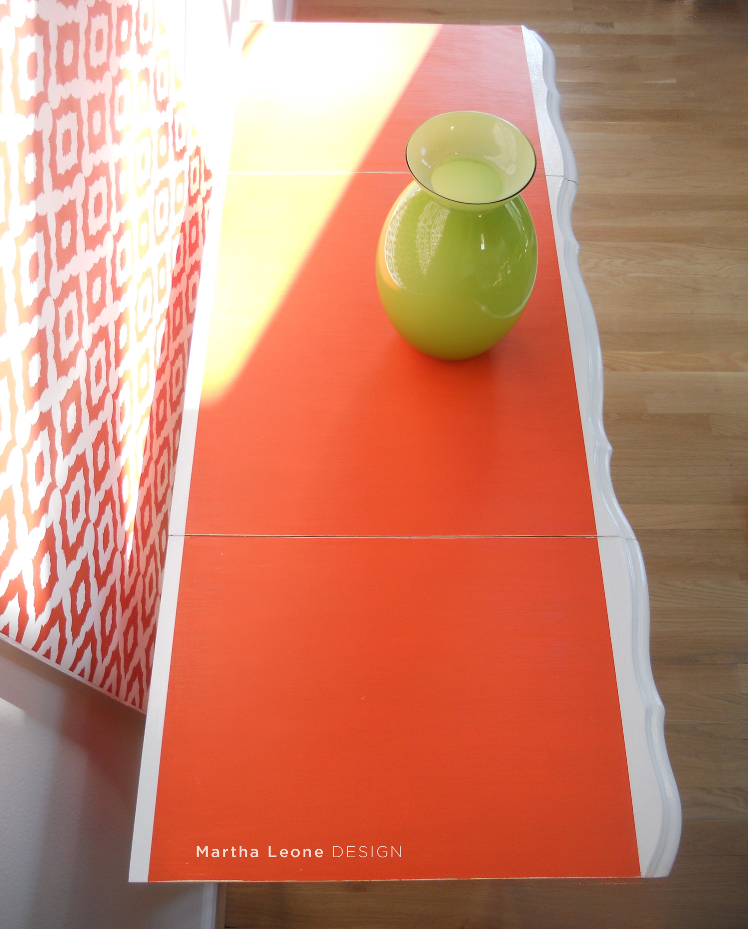Orange4 at MarthaLeoneDesign