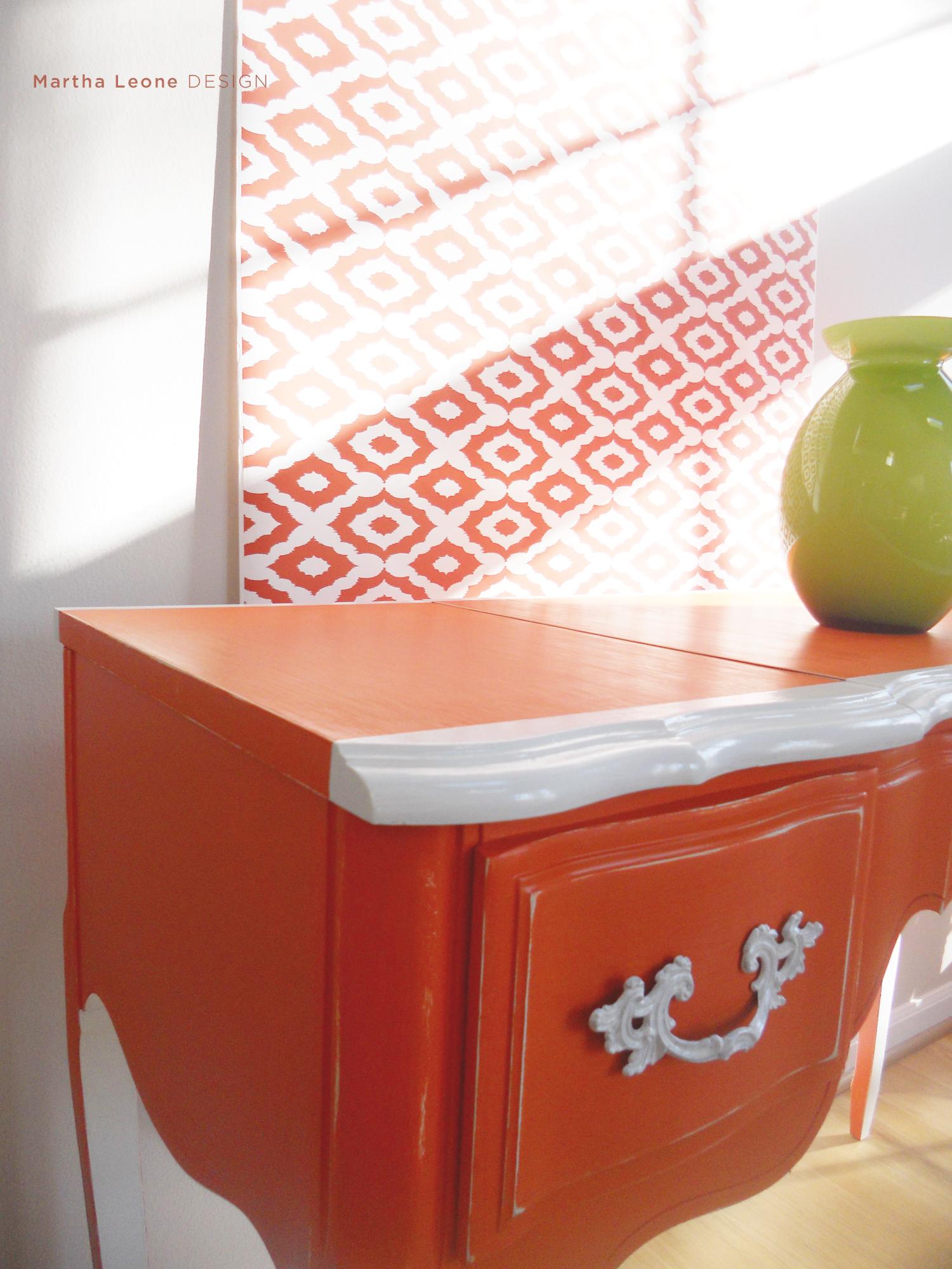 Orange8 at MarthaLeoneDesign