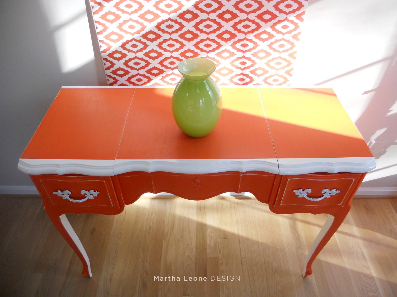 Orange9 at MarthaLeoneDesign