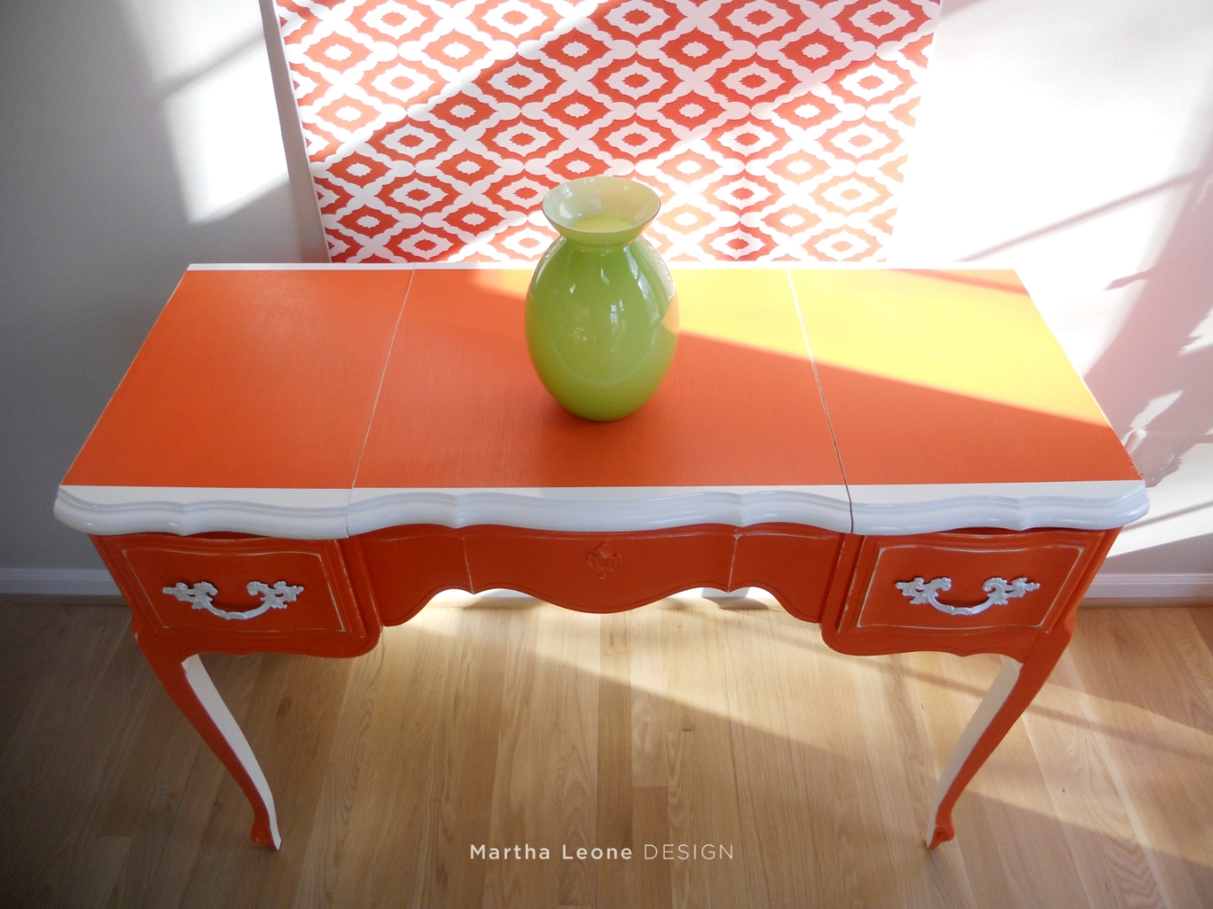 Orange9 at MarthaLeoneDesign