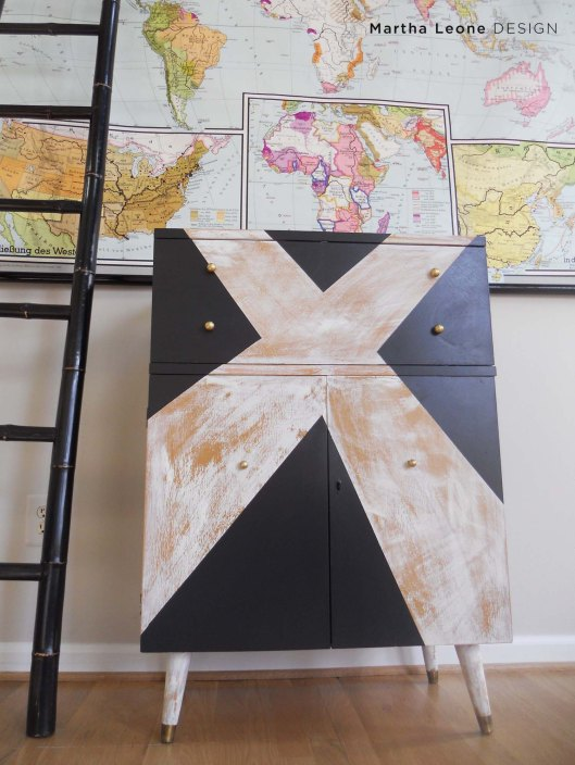 X Bar at www.MarthaLeoneDesign.com