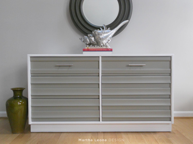82 MCM Dresser at MarthaLeoneDesign