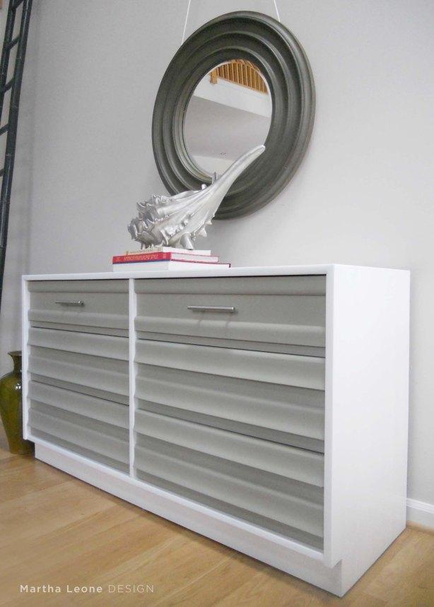 serpentine dresser plans