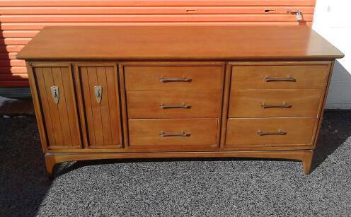 custom order mcm dresser