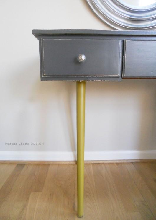 83 Mid century5 desk Martha Leone Design