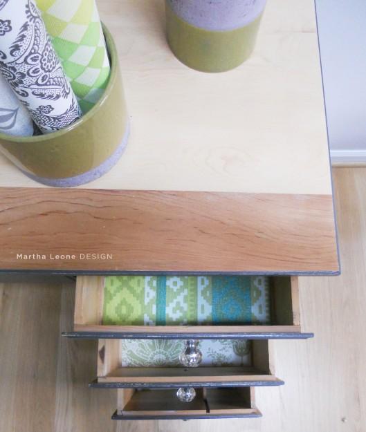 83 Mid century6 desk Martha Leone Design