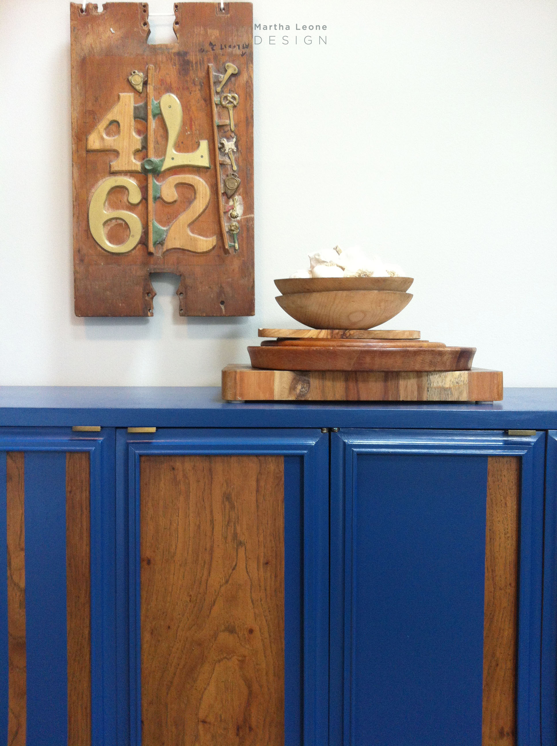 Blue Credenza10 by MarthaLeoneDesign