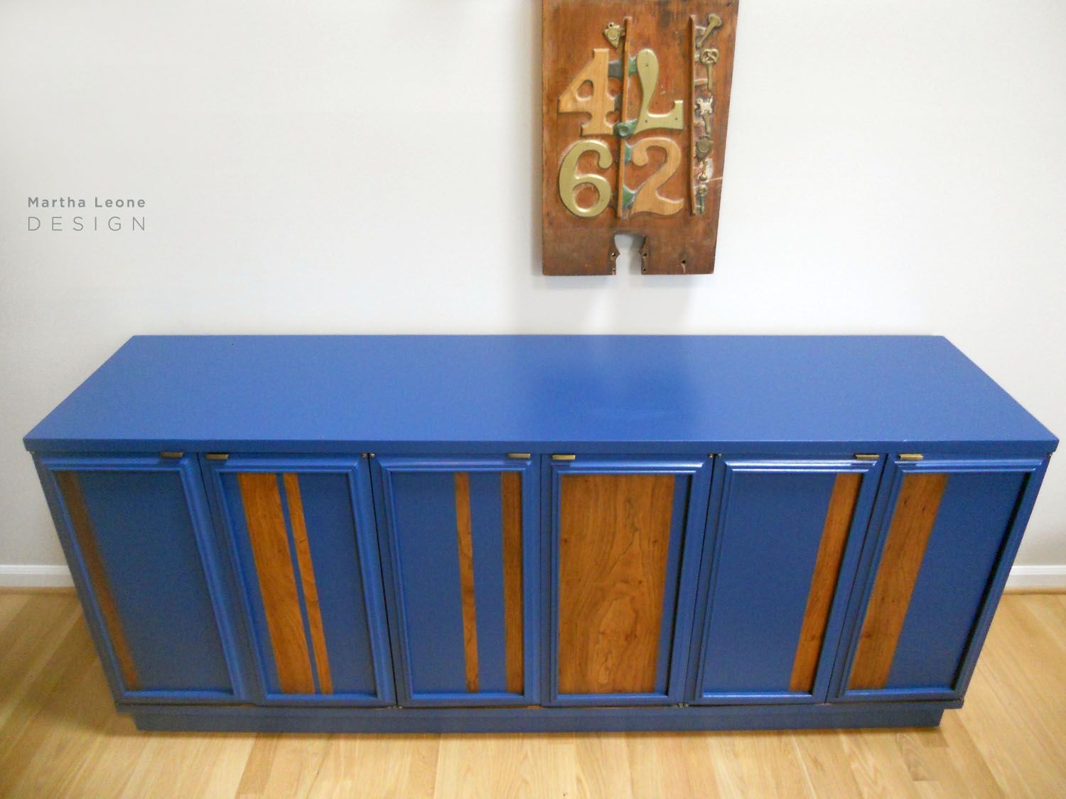 Blue Credenza3 by MarthaLeoneDesign