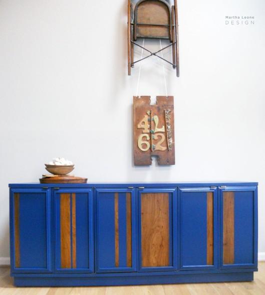 Blue Credenza5 by MarthaLeoneDesign