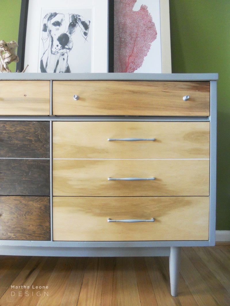 BrownGray credenza2 by Martha Leone Design