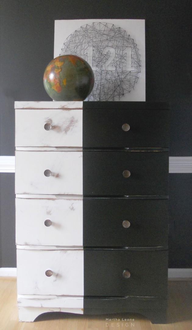 Black-White6 by Martha Leone Design