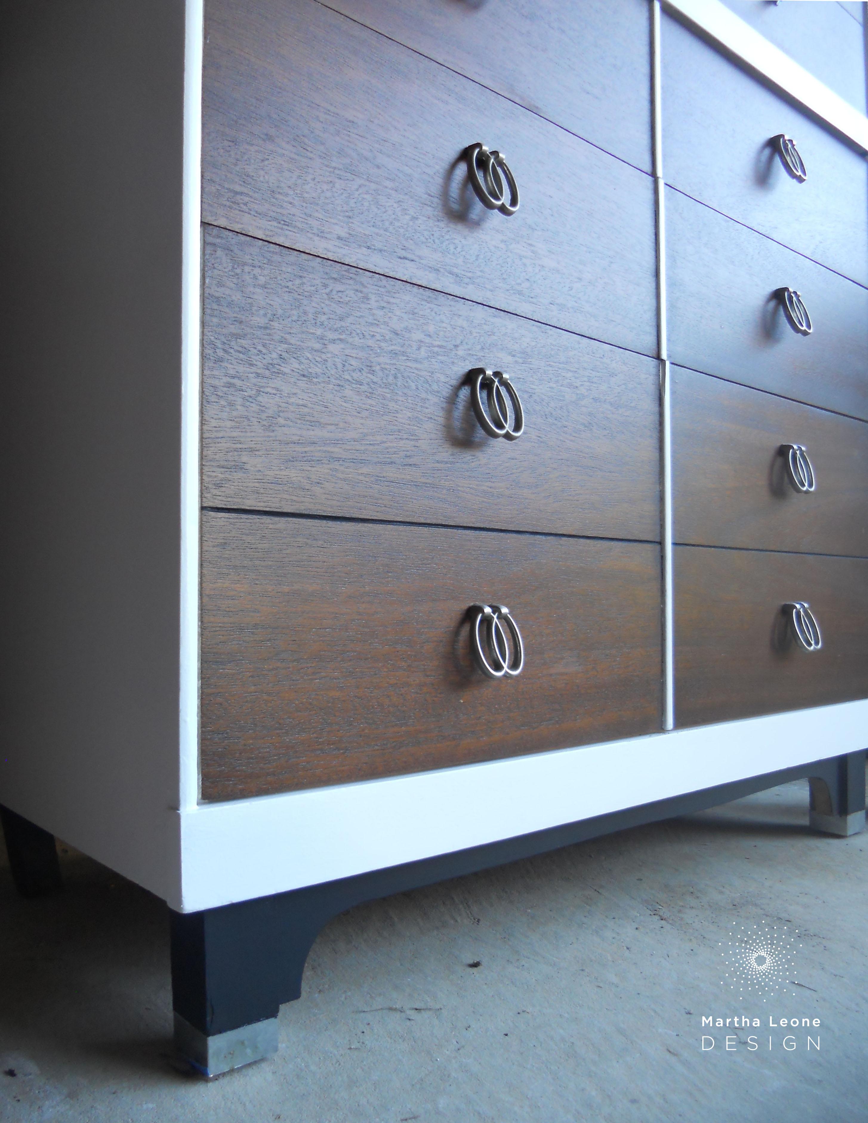 #131MCMd tallboy Martha Leone Design