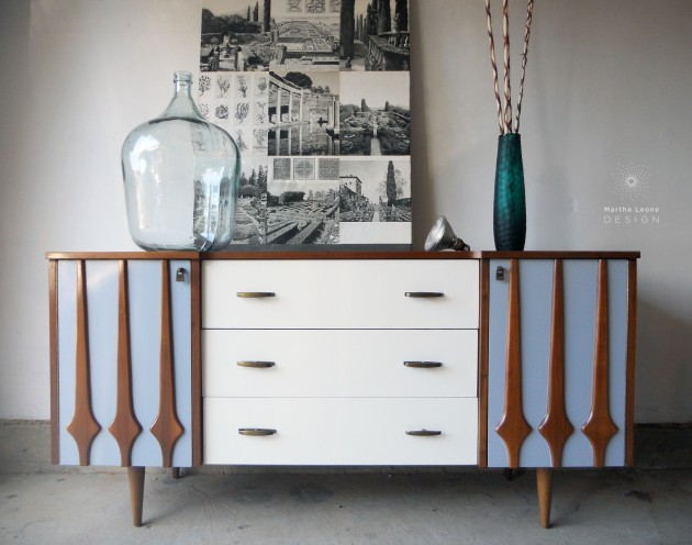 Gray-Cream5 Dresser by Martha Leone Design