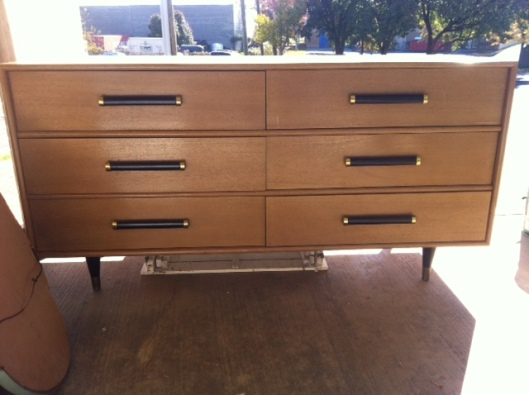 Today Im Sharing Two Recently Finished Mid Century Pieces These Types Of Have Become The Bread And Butter My Business