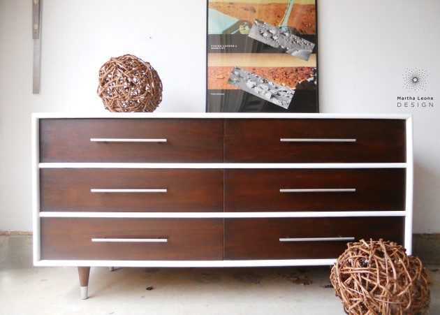 Renee4 Mid Century by Martha Leone Design